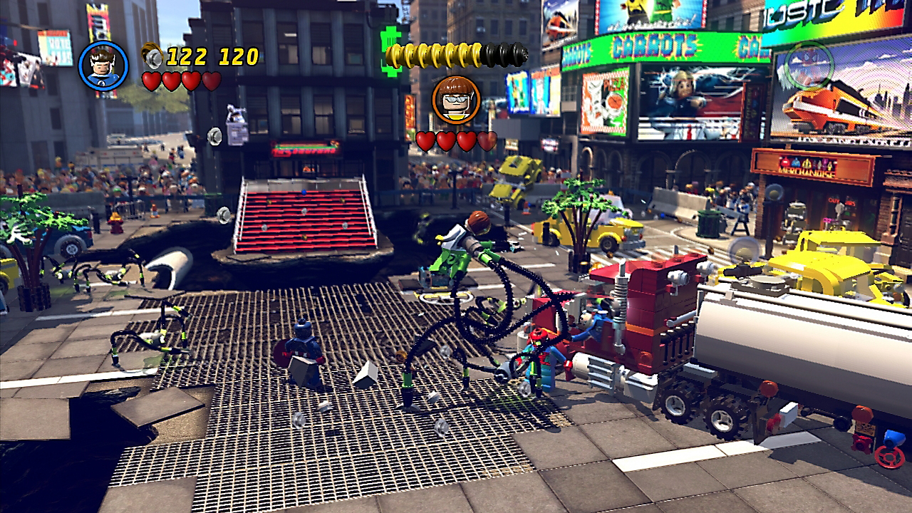 Compra Lego Marvel Super Heroes Ps3 Playstation 3 Online Linio